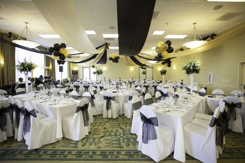 DoubleTree by Hilton Hotel & Spa Napa Valley American Canyon - American Canyon - Banquet hall