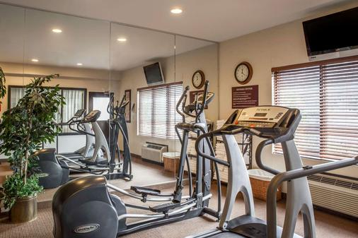 Sleep Inn Hanes Mall - Winston-Salem - Gimnasio