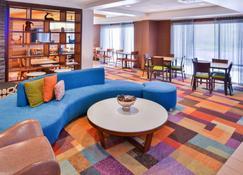 Fairfield Inn & Suites by Marriott Rochester West/Greece - Rochester - Lobby