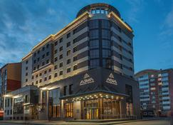 Business-Hotel Asia - Abakan - Building