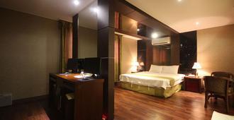 Sono Hotel - Gyeongju - Bedroom