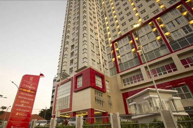 古納旺薩merr飯店 - 泗水 - 建築
