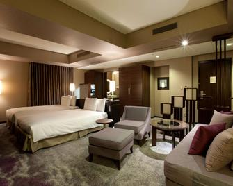 Royal Park Hotel The Shiodome, Tokyo - Tokyo - Camera da letto