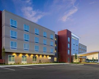 Fairfield Inn & Suites by Marriott Memphis Collierville - Collierville - Gebäude