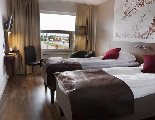 Best Western Hotell Ljungby - Ljungby - Bedroom