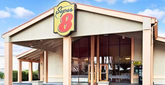 Super 8 by Wyndham Kissimmee/Maingate/Orlando Area - Kissimmee - Edificio