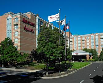 Chicago Marriott Suites Downers Grove - Downers Grove - Building