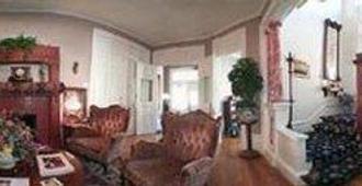 Ellerbeck Mansion Bed & Breakfast - Salt Lake City - Reception