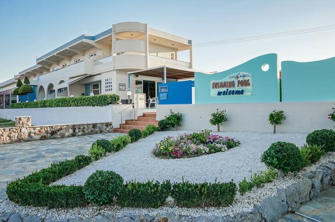 馬里斯陽光開放式公寓飯店 - 法里拉基 - 建築