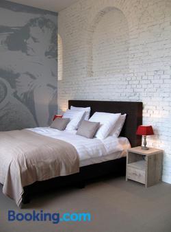 B&B Amuse-Couche - Hasselt - Bedroom