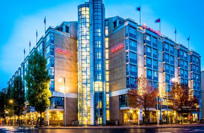 Scandic Crown - Gothenburg - Building