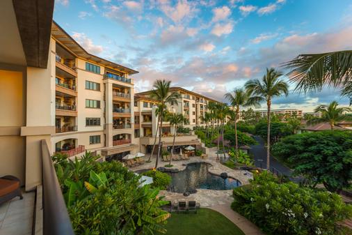 Wailea Beach Villas - Wailea - Building