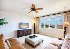Wailea Beach Villas - Wailea - Sala de estar