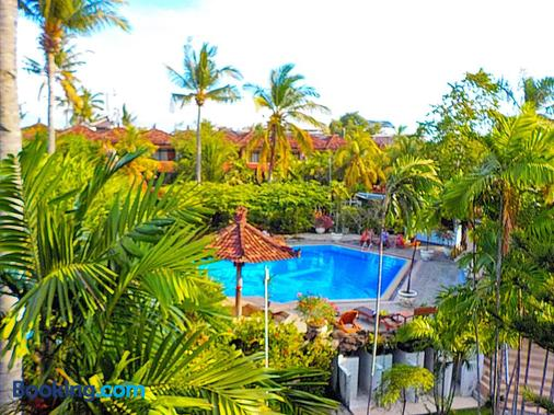Palm Beach Hotel Bali - Kuta - Bể bơi