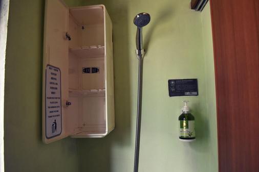 Fuqi Hostel - Heping - Tainan - Room amenity