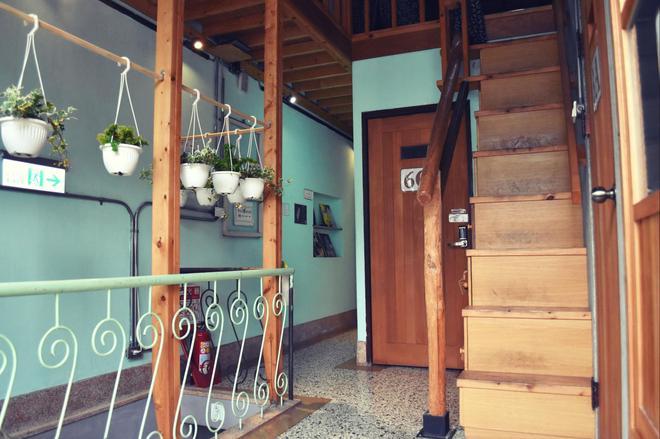 Fuqi Hostel - Heping - Tainan - Portaat