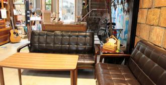 Fuqi Hostel - Heping - Tainan City - Εστιατόριο