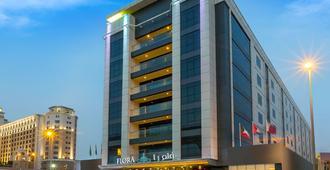 Flora Al Barsha Hotel - Дубай - Здание