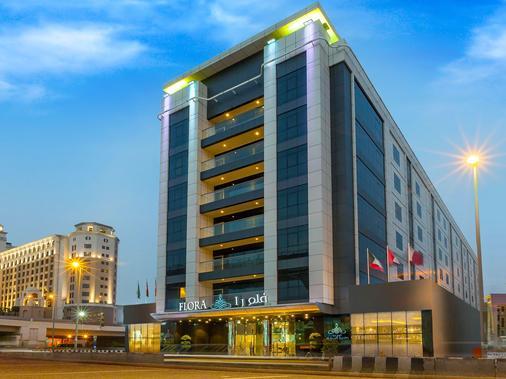 Flora Al Barsha Hotel - Ντουμπάι - Κτίριο