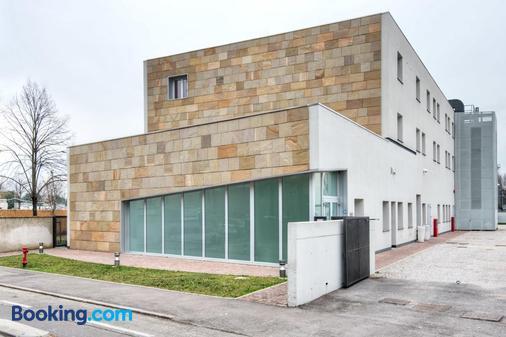 Casa Valentini Terrani - Πάντοβα - Κτίριο