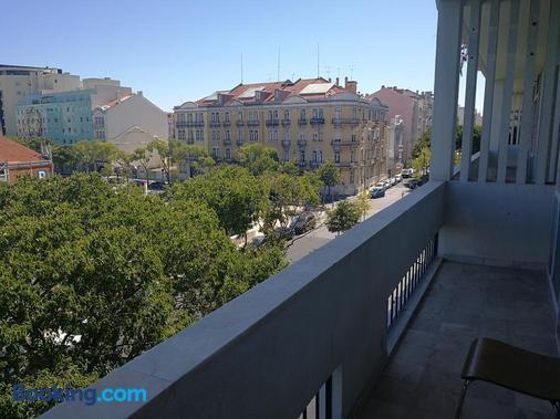 加拿大公寓式酒店 - 里斯本 - 里斯本 - 陽台