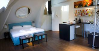 A Small Hotel - Rotterdam - Bedroom
