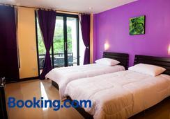 Gecko Hotel - Ko Samui - Bedroom