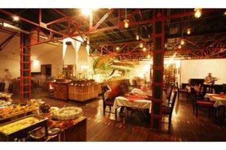 Heritance Tea Factory - Nuwara Eliya - Ravintola