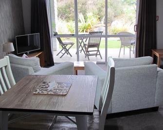 Tongariro Suites - Ohakune - Makuuhuone