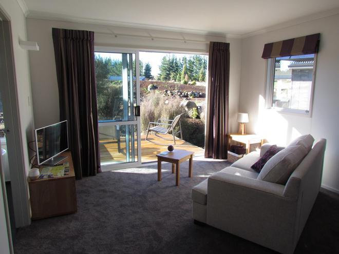 Tongariro Suites - Ohakune - Sala de estar