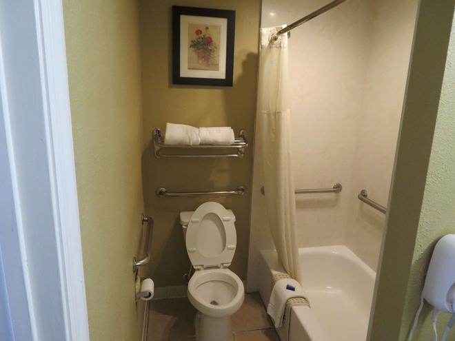 雅典貝斯特韋斯特酒店 - 阿森斯 - 阿森斯 - 浴室