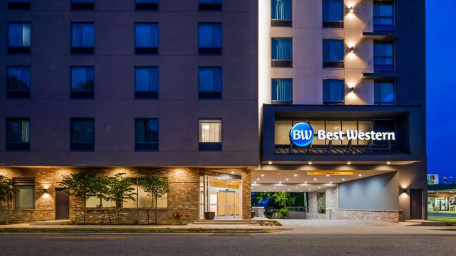 Best Western Athens - Athens - Building