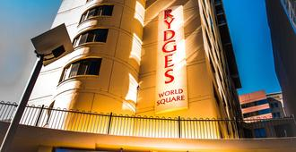 Rydges World Square - Sídney - Edificio