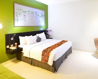 J Hotel Bandara Soekarno Hatta - Tangerang City - Sovrum