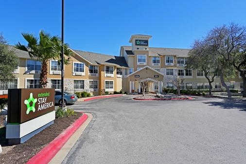 Extended Stay America - Austin - North Central - Austin - Building