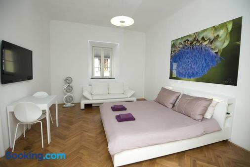 Galeria River - Ljubljana - Bedroom