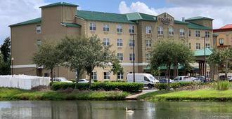 Country Inn & Suites by Radisson, Jacksonville W - Jacksonville - Bâtiment