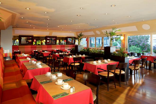 Hotel Parc Plaza - Luxembourg - Restaurant