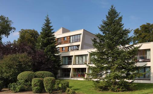 Hotel Parc Plaza - Luxembourg - Building