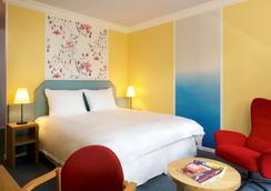 Hotel Parc Plaza - Luxembourg - Bedroom
