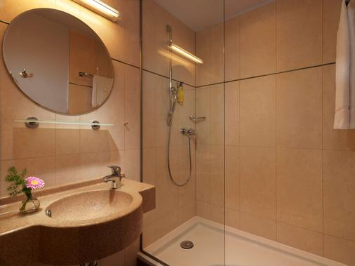 Hotel Parc Plaza - Luxembourg - Bathroom