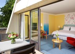 Hotel Parc Plaza - Luxembourg - Soveværelse