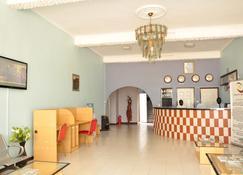 Crown Hotel Lilongwe - Lilongwe - Rezeption