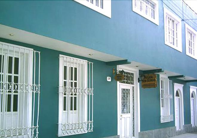 唐喬治旅館 - 普諾 - 普諾 - 建築