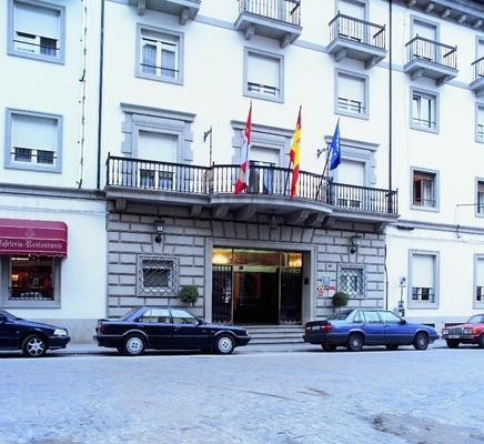 Hotel Colón Spa Bejar - Béjar - Edificio