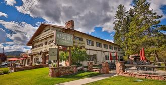 Vasquez Creek Inn - Winter Park - Edificio