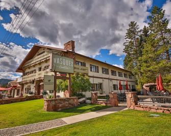 Vasquez Creek Inn - Уинтер-Парк - Здание