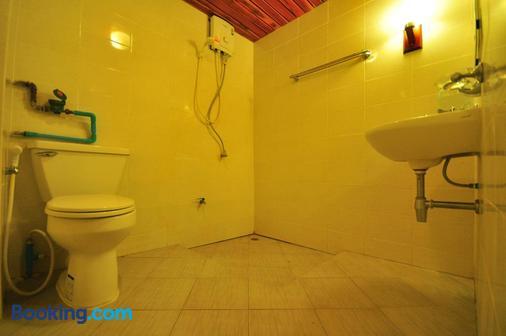 聖景服務公寓酒店 - 曼谷 - 浴室