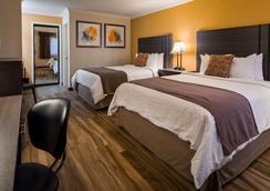 Best Western Plus Orange County Airport North - Santa Ana - Bedroom