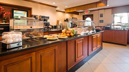 Best Western Plus Orange County Airport North - Santa Ana - Buffet